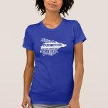 T-shirt de Barcelona da Pre-Faculdade em cores múl