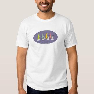 T-shirt de Beatles de 4 lagartos