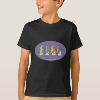 T-shirt de Beatles de 4 lagartos Camiseta