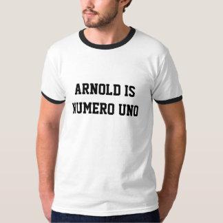 T-shirt de bombeamento do ferro camiseta
