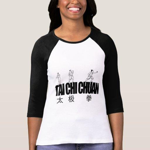 T-shirt de Chuan do qui da TAI