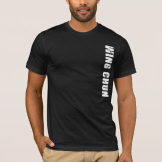 T-shirt de Chun da asa