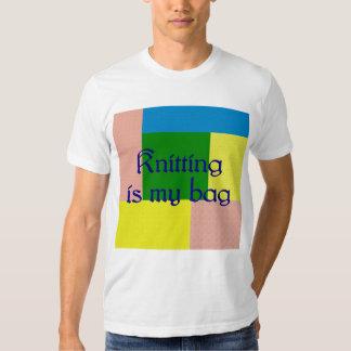 T-shirt de confecção de malhas
