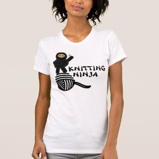 T-shirt de CONFECÇÃO DE MALHAS de NINJA