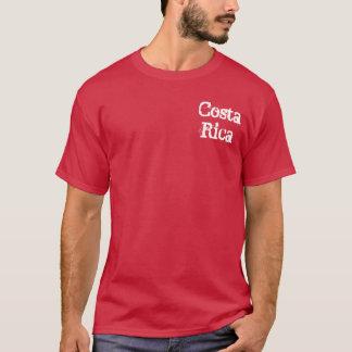 T-shirt de Costa Rica Camiseta