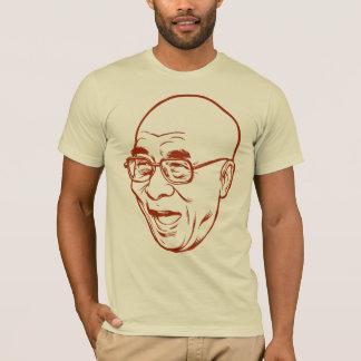 T-shirt de Dalai Lama Camiseta