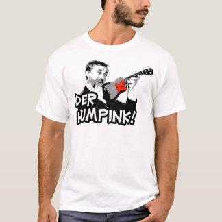 T-shirt de Der Humpink Camiseta