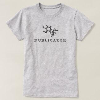 T-shirt de Dublicator [origem] - obscuridade Camiseta