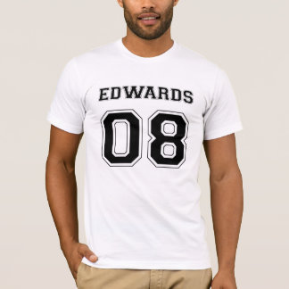 T-shirt de Edwards 08 Camiseta