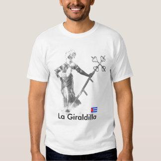 T-shirt de Giraldilla do La