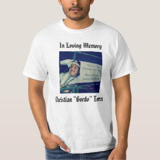 T-shirt de Gordo