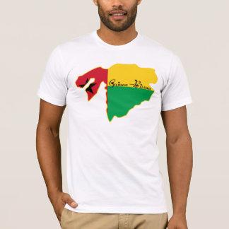 T-shirt de Guiné-Bissau Camiseta