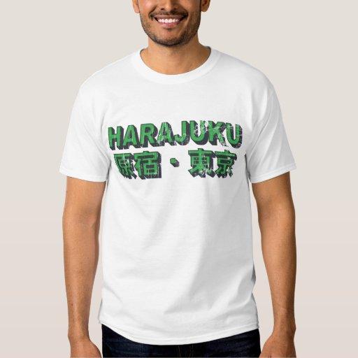 T-shirt de Harajuku