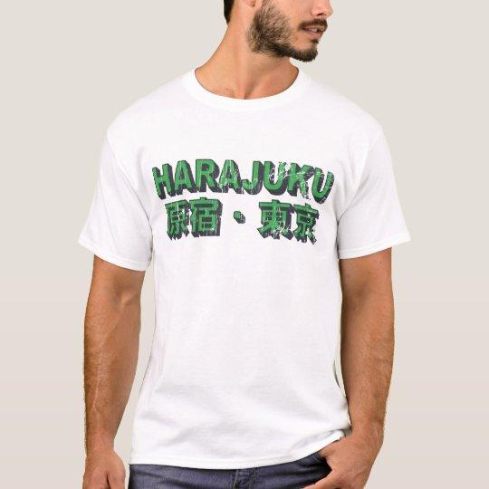 T-shirt de Harajuku Camiseta