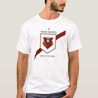 T-shirt de Indomita da casa (com faixa de OG) Camiseta