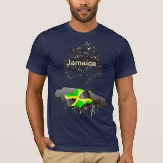 t-shirt de jamaica camiseta
