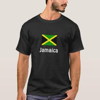 T-shirt de Jamaica (escuro) Camiseta
