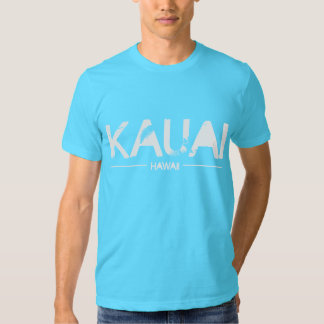 T-shirt de Kauai, Havaí