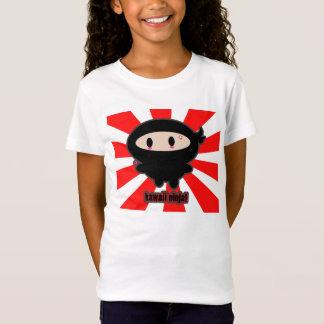 T-shirt de Kawaii Ninja Camiseta