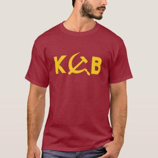 T-shirt de KGB Camiseta