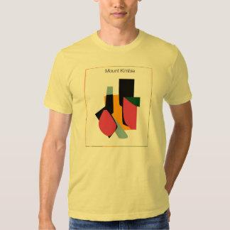 T-shirt de Kimbie da montagem
