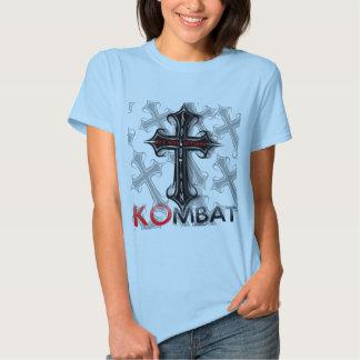 T-shirt de Kombat Krosses