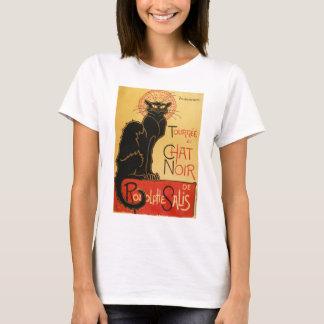 T-shirt de Le Conversa Noir Camiseta