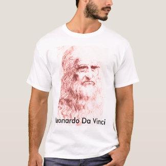 T-shirt de Leonardo da Vinci