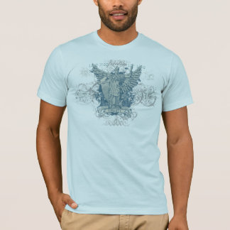 T-shirt de Libertas - personalizado Camiseta