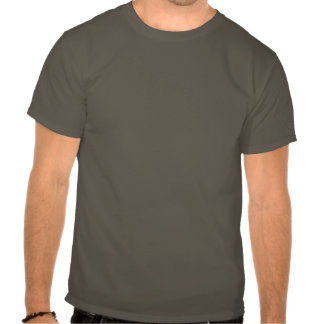 T-shirt de madeira dos pássaros dos Peckers do