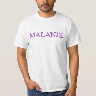 T-shirt de Malanje Camiseta