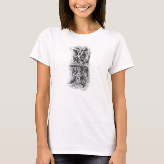 T-shirt de Obama-Lincoln Camiseta