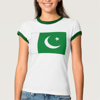 T-shirt de Paquistão
