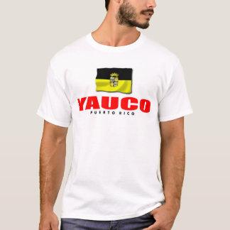 T-shirt de Puerto Rico: Yauco Camiseta