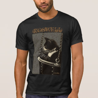T-shirt de Roswell Camiseta