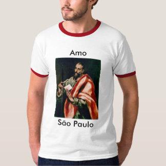 T-shirt de São Paulo Camiseta