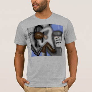 T-shirt de segundas-feiras camiseta
