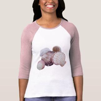 T-shirt de Shell do mar