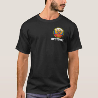 T-shirt de Spetsnaz Camiseta