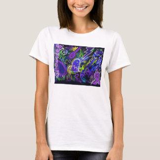 T-shirt de Spoonie dos grafites Camiseta