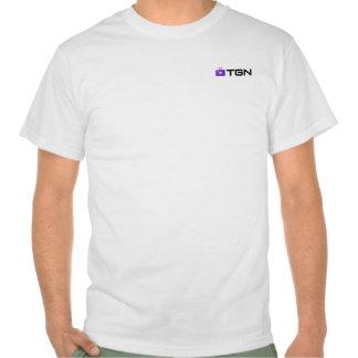 T-shirt de TGN - assinatura