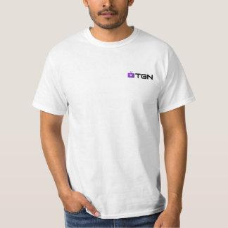 T-shirt de TGN - assinatura Camiseta