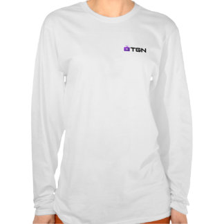 T-shirt de TGN, mulheres - assinatura