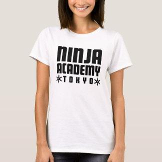 T-shirt de Tokyo da academia de Ninja Camiseta