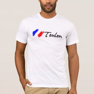 T-shirt de Toulon Camiseta
