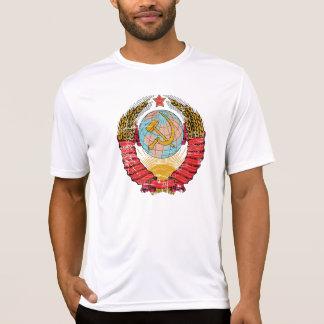 T-shirt de União Soviética do vintage Camiseta