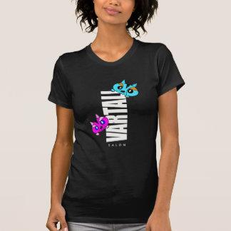 T-shirt de Vartali do animal de estimação do