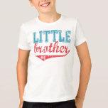 T-shirt desportivo do irmão mais novo