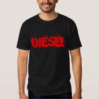 T-shirt diesel do poder