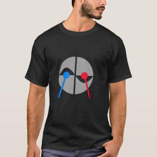 T-shirt diferente do baterista camiseta